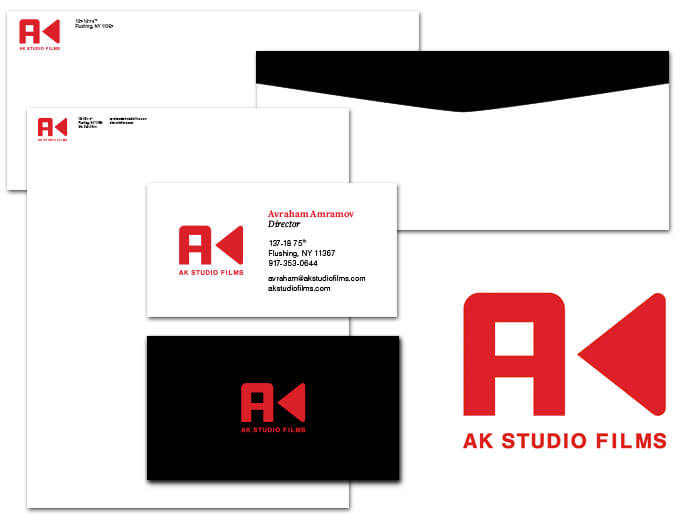 AK Studio Stationary
