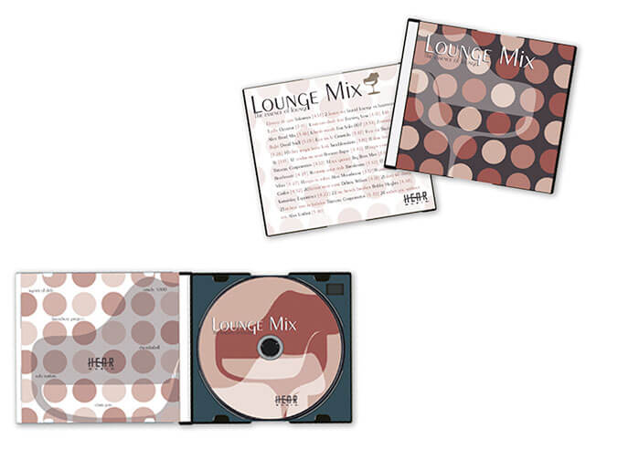 Lounge Music CD